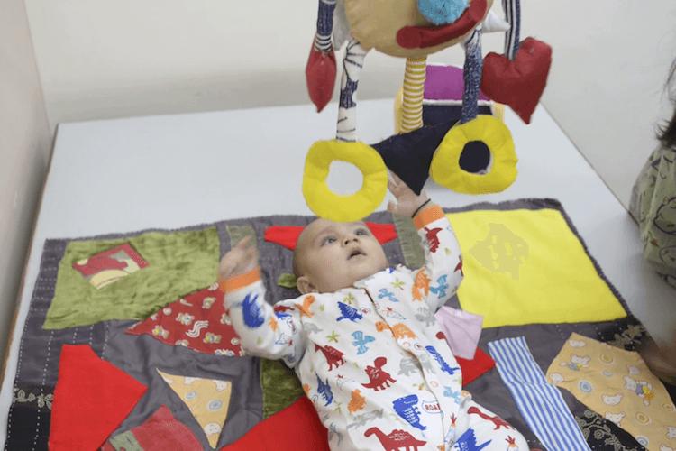 Infant stimulation
