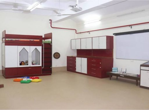 Room for Play assisted developmental assessment