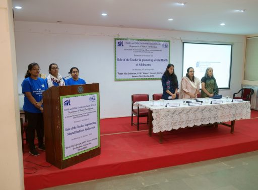 Promoting Mental Health of Adolescents