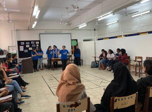 Life Skill Workshop on Self Esteem