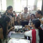 Button making workshop